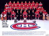 1987–88 Montreal Canadiens season