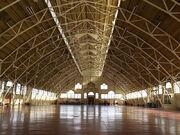 Aberdeen Pavilion - Inside - Winter
