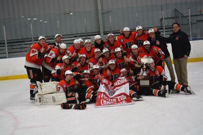 2016 MHL champs Philadelphia Jr. Flyers