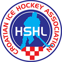 Croatian Ice Hockey Federation Logo