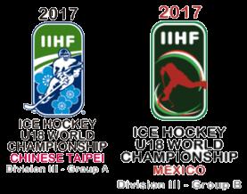 2017 IIHF World U18 Championship Division III