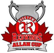 2018 Allan Cup Logo