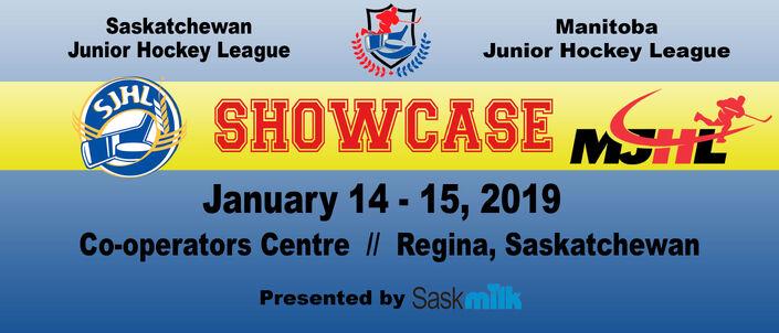 2019 SJHL - MJHL Showcase logo