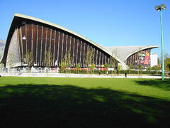 Palais des sports -1- Grenoble