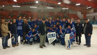 2016 NSJHL champs Valley Maple Leafs