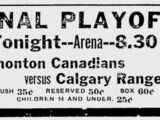 1935-36 Alberta Junior Playoffs