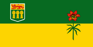 Flag of Saskatchewan