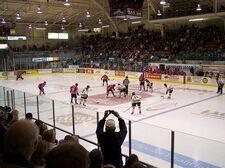 Windsor Arena November 2008