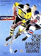 1959 Bruins Rangers tour