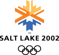 2002 Winter Olympics logo