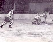 31Jan1943-Brimsek vs NYR