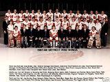 1987–88 Detroit Red Wings season