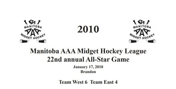 2010 MMHL All-Star Game
