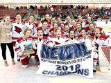 2017-18 NEWHL Season