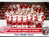 1992–93 Detroit Red Wings season