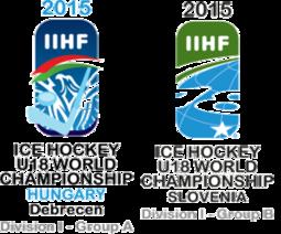 2015 IIHF World U18 Championship Division1