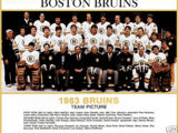 1982–83 Boston Bruins season