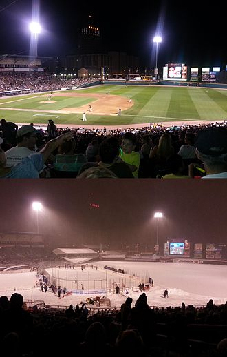 Frontier Field Summer Winter