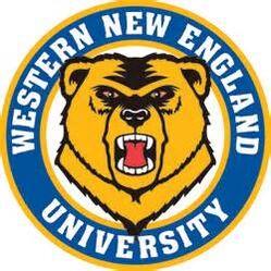 WNE Golden Bears logo