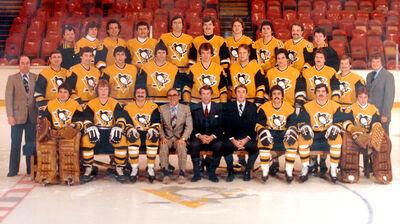 1980-81 Penguins