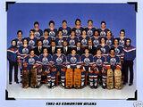 1982–83 Edmonton Oilers season