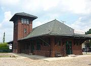 Union Passenger Depot Connellsville Pennsylvania