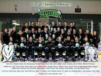 2010-11 Sherwood Park Knights