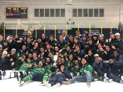2019 USPHL Premier champions Hampton Roads Whalers