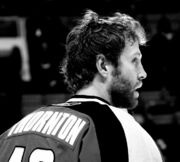 Joe Thornton - San Jose Sharks - Warmup vs Nashville