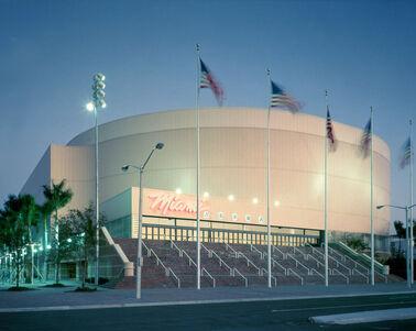 Miami Arena front