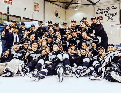 2019 SJHL champions Battlefords Northstars