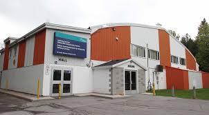 Johnny Leroux Stittsville Community Arena