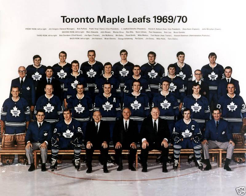 1969–70 Toronto Maple Leafs season  740de6208