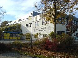 Ice hockey arena Landshut