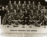 1966–67 Detroit Red Wings season