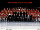 1993–94 Chicago Blackhawks season
