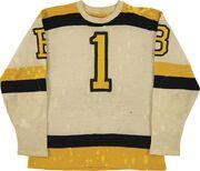 Brimsek jersey 1940-41