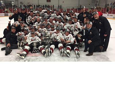 2017 ProvJHL champs Ayr Centennials