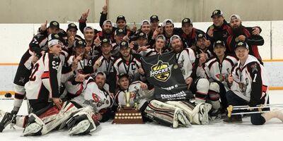 2018 HTJHL champions Red River Mudbugs