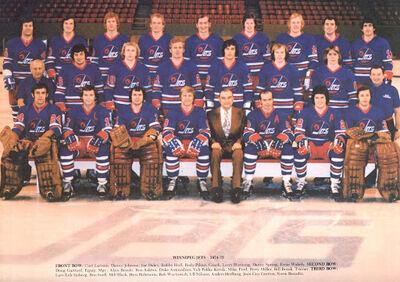 1974-75 Jets
