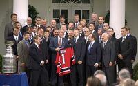 Stanley Cup Bush Devils