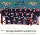 2003-04 EOJBHL Season