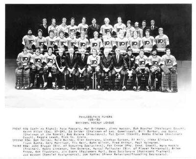 81-82 Flyers