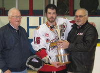 Tecumseh Chiefs with Sutherland Cup (2008)