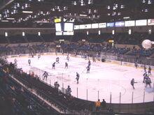 Wendler arena pregame