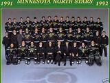 1991–92 Minnesota North Stars season