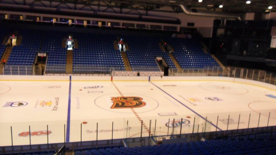 Grossinger motors arena ice hockey wiki fandom powered by wikia bloomingtonarena publicscrutiny Image collections