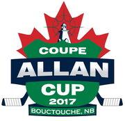 2017 Allan Cup logo