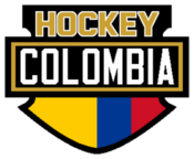 Colombia national ice hockey team logo