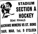 1955-56 Newfoundland Senior Season